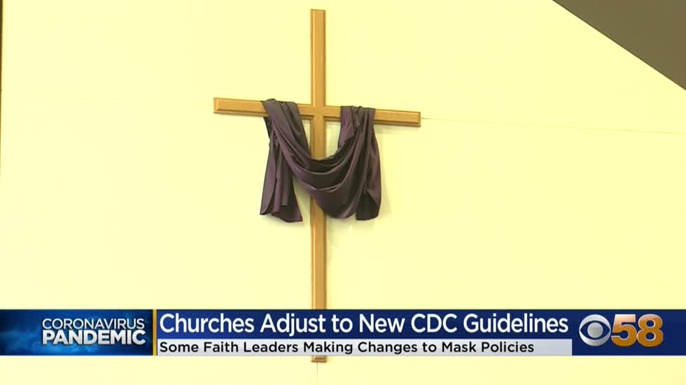 Milwaukee area places of worship consider what new CDC guidance...